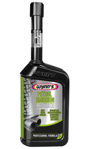 Присадка в бензин (очиститель топливной системы) Wynn`s Petrol Emission Reducer