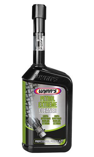 Присадка в бензин (очиститель топливной системы) Wynn`s Petrol Extreme Cleaner