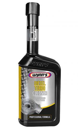 Присадка в дизтопливо (очиститель турбины) Wynn's Diesel Turbo Cleaner
