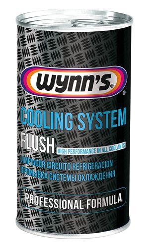 Промывка системы охлаждения Wynn`s Cooling System Flush