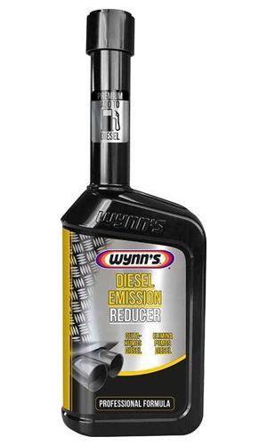 Присадка в дизтопливо (очиститель системы впрыска) Wynn`s Diesel Emission Reducer