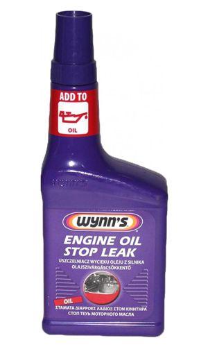 Стоп-течь моторного масла Wynn`s Engine Oil Stop Leak