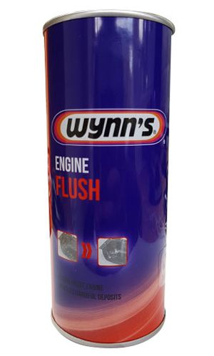 Промывка для всех типов масляных систем Wynn`s Engine Flush