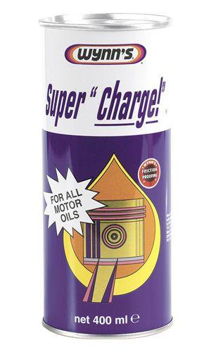 Присадка в масло моторное (стабилизатор вязкости) Wynn`s Super Charge