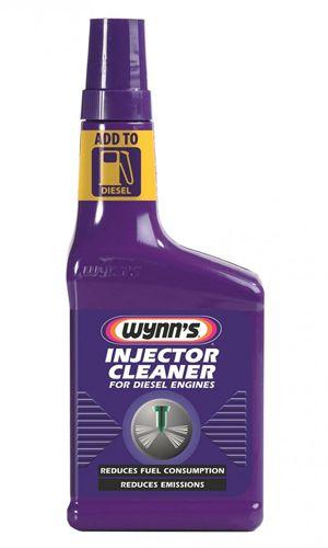 Присадка в дизтопливо (очиститель системы впрыска) Wynn`s Injector Cleaner Diesel