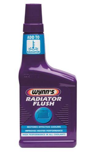 Промывка радиатора Wynn`s Radiator Flush