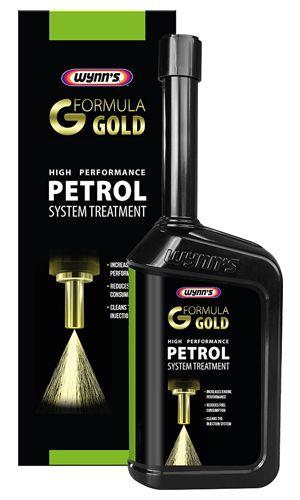 Присадка в бензин (очиститель топливной системы) Wynn`s High Performance Petrol System Treatment