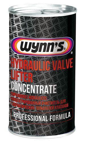 Мягкий очиститель масляной системы Wynn`s Hydraulic Valve Lifter Concentrate