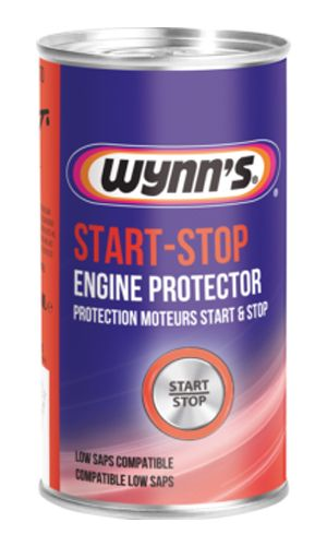 Присадка в масло моторное (дополнительная защита) Wynn's Start-Stop Engine Protector