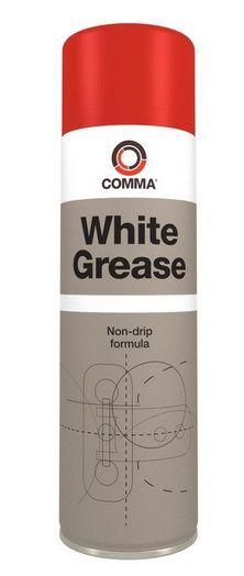 Смазка - спрей белая Comma White Grease