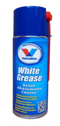 Смазка - спрей белая Valvoline White Grease