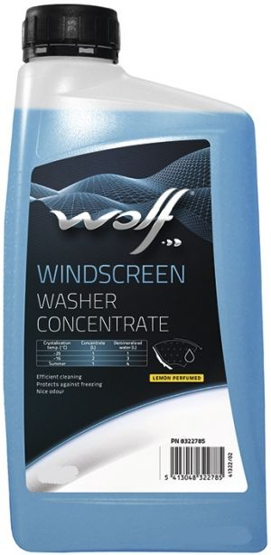 Wolf Windscreen Concentrate