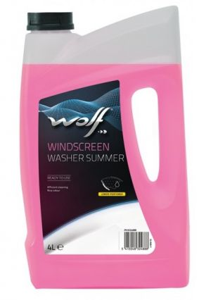 Омыватель летний Wolf Windscreen Washer Summer