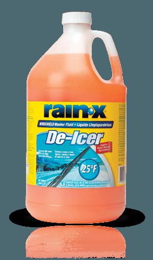 Омыватель зимний Rain-X De-Icer Fluid (-32С)