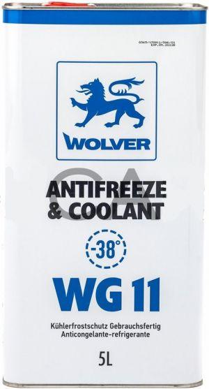 Wolver Antifreeze & Coolant WG11 (-40)