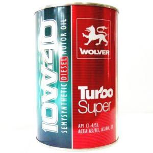 Wolver Turbo Super SAE 10W-40