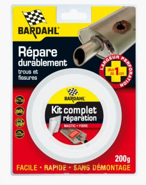 Набор для ремонта выхлопной системы Bardahl Mastic Reparation Echappement