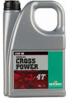 Motorex Cross Power 4T 10W-60