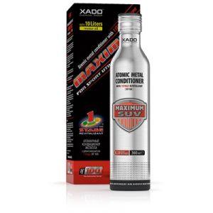 Присадка в масло моторное (кондиционер металла) Xado Maximum SUV 1 Stage