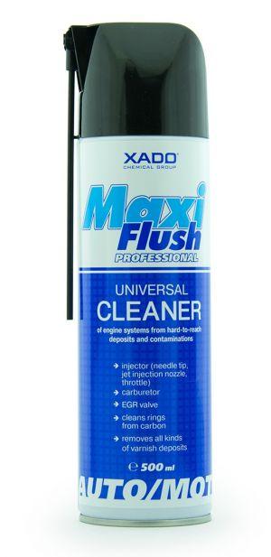 Очиститель топливной системы бензинового двигателя Xado MaxiFlush