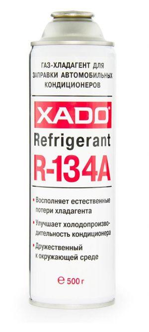 Фреон автомобильный R-134а Xado