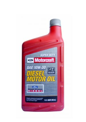 MOTORCRAFT 10W-30 Super Duty
