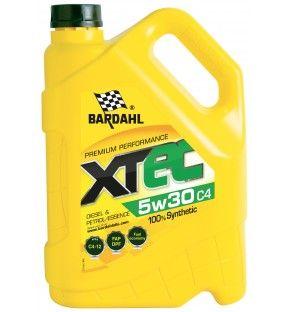 Bardahl XTEC 5W-30 C4