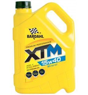 Bardahl XTМ 15W-40