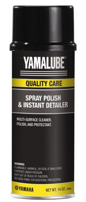 Полироль Yamalube Spray Polish