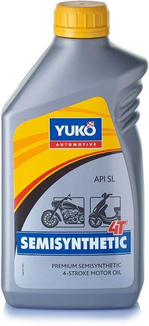 Yuko Semisynthetic 4T 10W-40