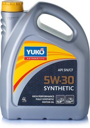 Yuko Synthetic 5W-30