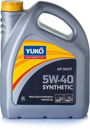 Yuko Synthetic 5W-40