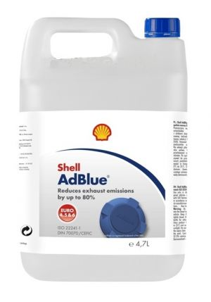 Раствор мочевины Shell AdBLUE