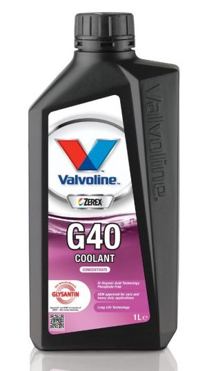 Valvoline ZEREX G40 Concentrate