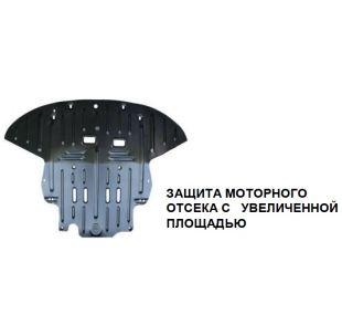 LEXUS LS 460 4x4 (Мотор1) 2008--2012