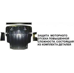 FORD Transit Custom 2.2D А/МКПП (передний привод) 2012--