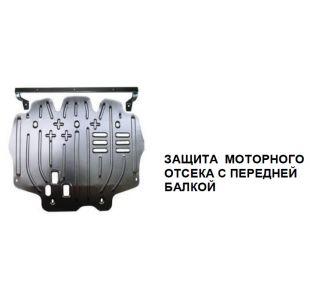 VOLKSWAGEN Caddy 1.6 TD (с мет. подрамником) 2010--