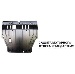 VOLKSWAGEN Golf VII 1,4 TSi DSG; 1.8T (под штатный крепеж) 2013--