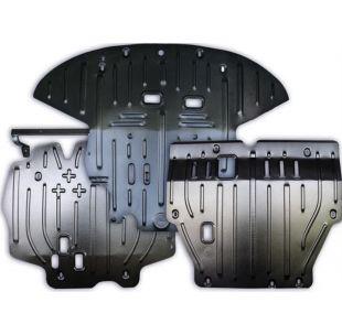 JAC Sunray M528 2,8 D АКПП/МКПП 2010 — 2019 —