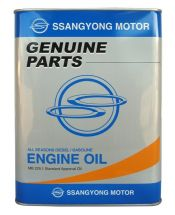 Ssang Yong All seasons Diesel/Gasoline 10W-40