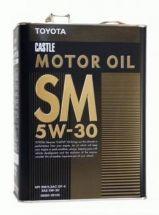 Toyota Castle Motor Oil SM 5W-30