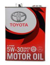 Toyota Castle Motor Oil 5W-30 SN