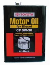 Toyota Motor Oil for Diesel 5W-30 CF