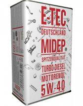 E-TEC EVO 5W-40
