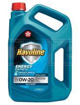 Texaco Havoline Energy 0W-20
