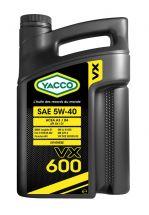 Yacco VX 600 5W-40