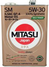 MITASU MOTOR OIL SM 5W-30