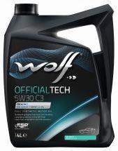 Wolf Official Tech 5W-30 C3