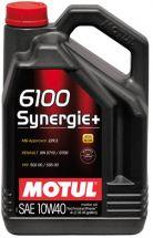 Motul 6100 Synergie + SAE 10W-40
