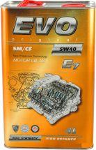 EVO E7 5W-40 SN/CF